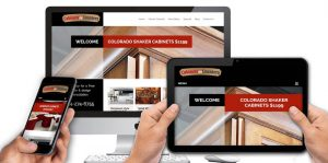 Cabinetsencounters-website-design