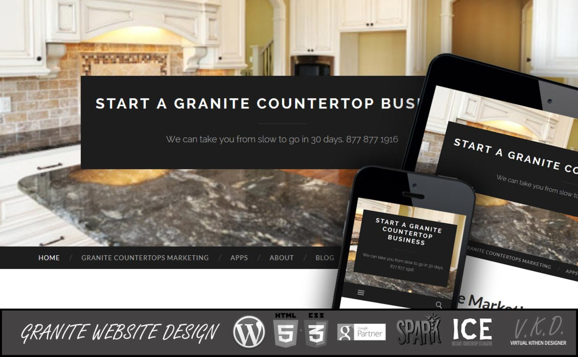 Top Granite Countertops Domains Fireups Local Marketing