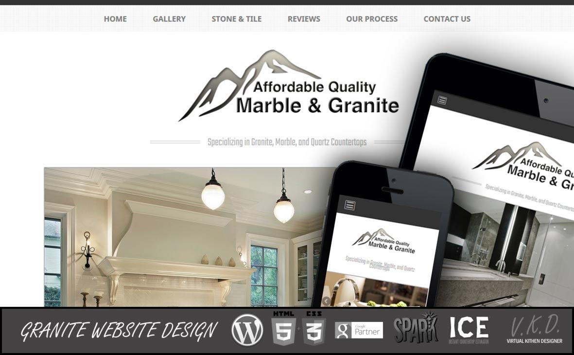 Granite-Website-Design