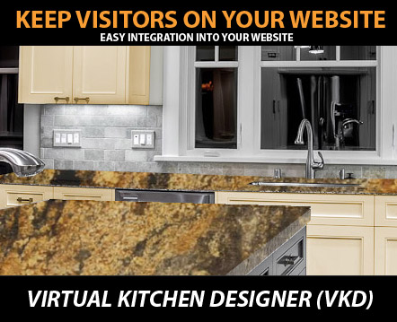 New Kitchen Designer with your photo!