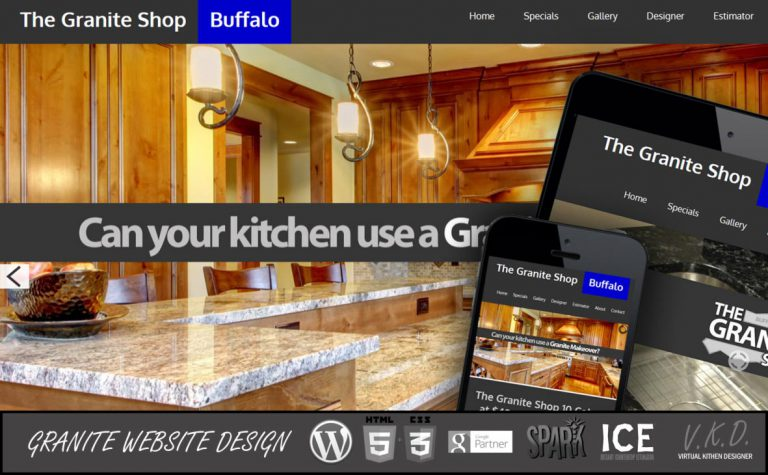 Granite Countertops Advertising Marketing Results