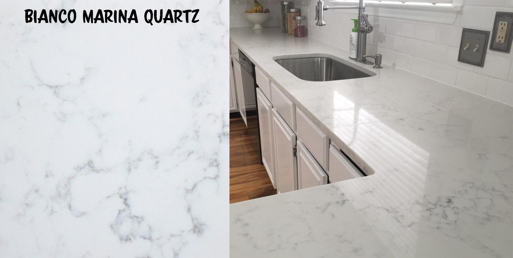 Bianco Marina Quartz